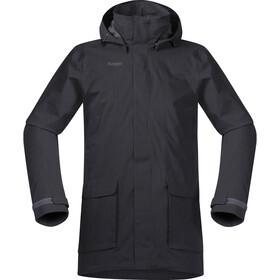 Bergans Syvde Jacket Herren solid charcoal/solid dark grey